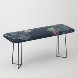 Jellyspace Bench