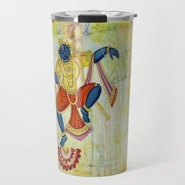 Divine series 2: Hare Krsna Travel Mug