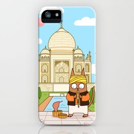 Welcome to India  iPhone Case