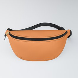 Tangerine - Solid Color Collection Fanny Pack