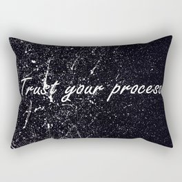 Trust Your Process Rectangular Pillow