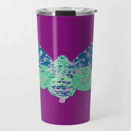 Spotted Lantern Bug Travel Mug