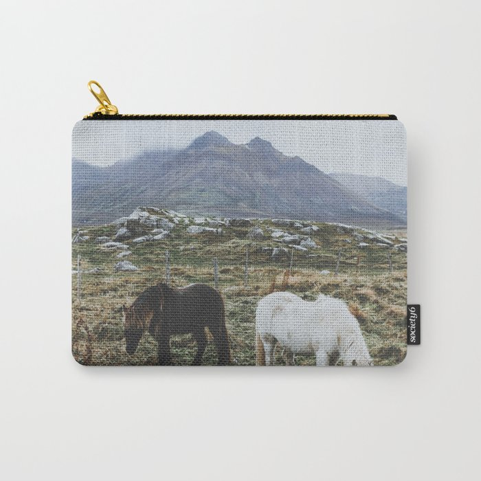 Iceland X Carry-All Pouch