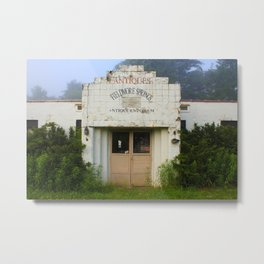Fieldmore Springs Metal Print