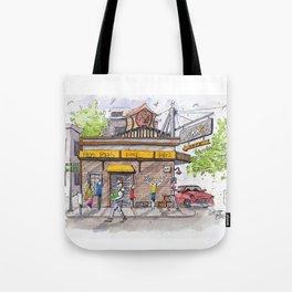 FORREC Cafe' Tote Bag