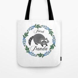 Trash Panda Tote Bag