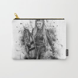 Ink Lagertha Carry-All Pouch