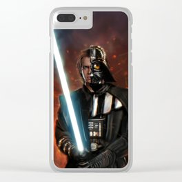 chosen one Clear iPhone Case
