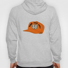 Time for Chili Hat Shirt Hoody