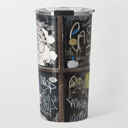 Fishtown Graffiti Street Travel Mug