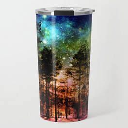 One Magical Night ( Rainbow ) Travel Mug