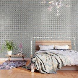 Geometric Pattern - Oriental Design Wallpaper
