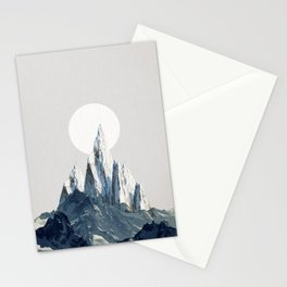 Full moon 2 Stationery Cards