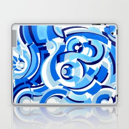 Seigaiha Series - Alliance Laptop & iPad Skin
