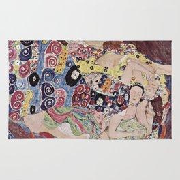 Gustav Klimt - The Maiden Rug