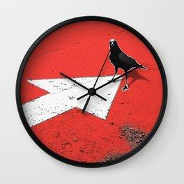 SUCCESS X MAGICK Wall Clock