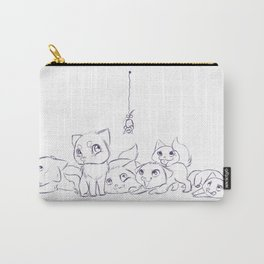 Cat's Carry-All Pouch