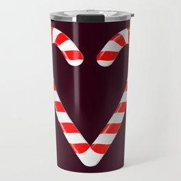 Candy Cane! Travel Mug