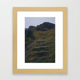 Holyrood Park 3 Framed Art Print