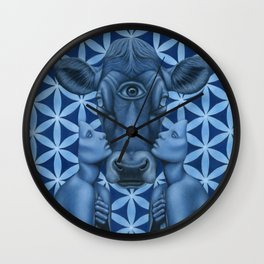 Unified Consciousness Wall Clock