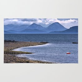Over the Sea to Skye Rug