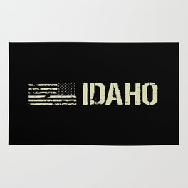 Black Flag: Idaho Rug