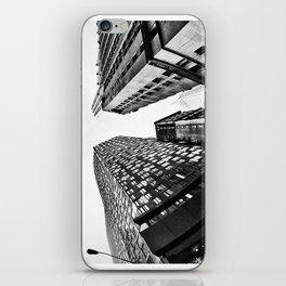 Subtle City iPhone Skin