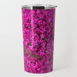 violet flowers Travel Mug