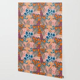 Succulents crowd Wallpaper