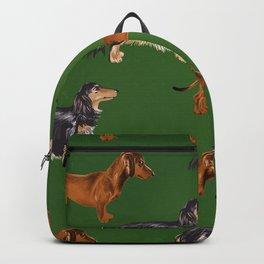 Dachshunds Backpack