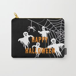 Monsters Happy Halloween Carry-All Pouch