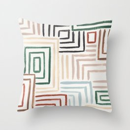 Maize Throw Pillow