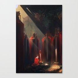 Excalibur Canvas Print