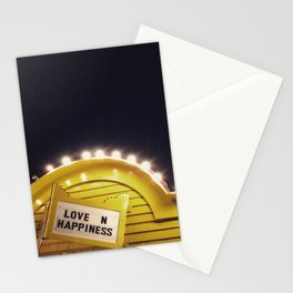 Love n happiness Stationery Cards