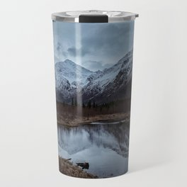 Into The Mountains Travel Mug