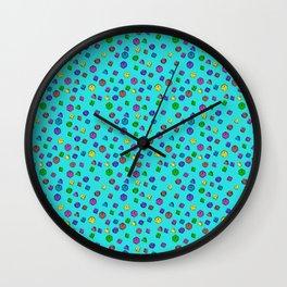 Critical Hit Wall Clock