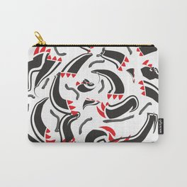 Abstract Art Paint Carry-All Pouch