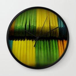 Rainbow 012 Wall Clock