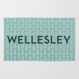 WELLESLEY | Subway Station Rug