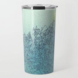 A Quiet Raft Travel Mug