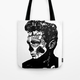 James Dean. Rebel: Zombie. Tote Bag
