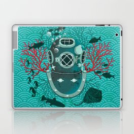 Deep Dive Laptop & iPad Skin