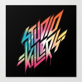 Studio Killers Canvas Print