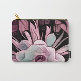 Eye of the Cereus Flower Carry-All Pouch