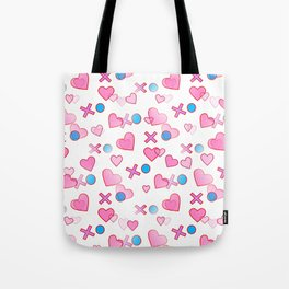 Love Hugs And Kisses Tote Bag