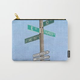 Springstreets Carry-All Pouch