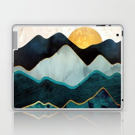 Glacial Hills Laptop & iPad Skin