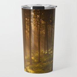 Morning forest Travel Mug