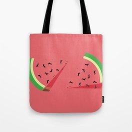Watermelon Ween Tote Bag