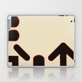 This way Laptop & iPad Skin
